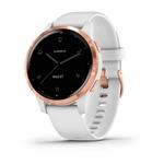 Garmin Vivoactive 4S BlancoOro Rosa  Smartwatch
