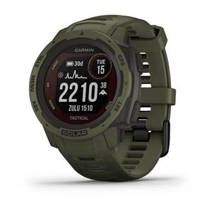 Garmin Instinct Solar Tactical Edition Verde Militar  Smartwatch