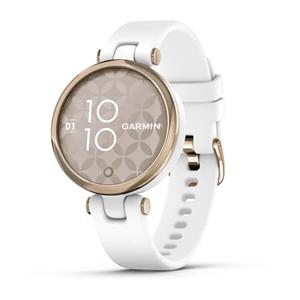 Garmin Lily Sport Oro Crema Blanco  Smartwatch