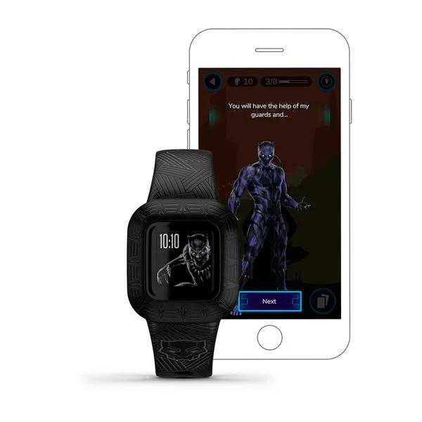 Garmin Vívofit  jr 3 Marvel Black Phanter  Smartwatch