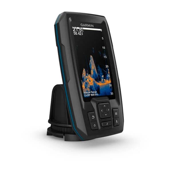 Garmin Striker Vivid 4CV GPS Sonda GPS