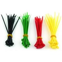 Gembird bolsa de 100 Bridas nylon 4 colores - Herramientas