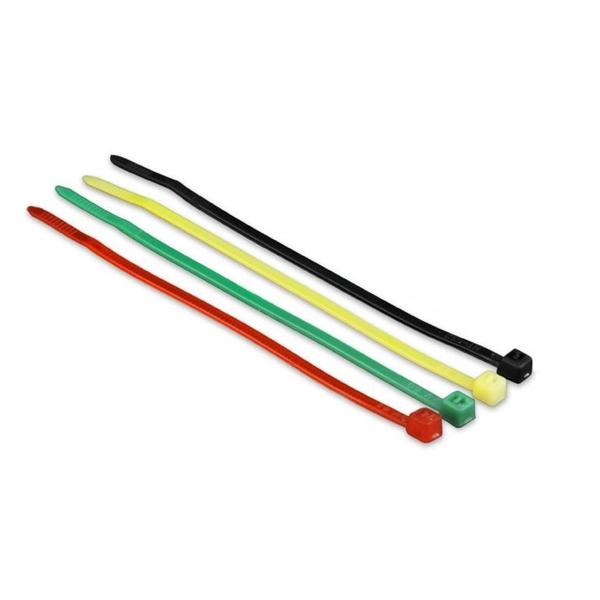 Gembird bolsa de 100 Bridas nylon 4 colores  Herramientas