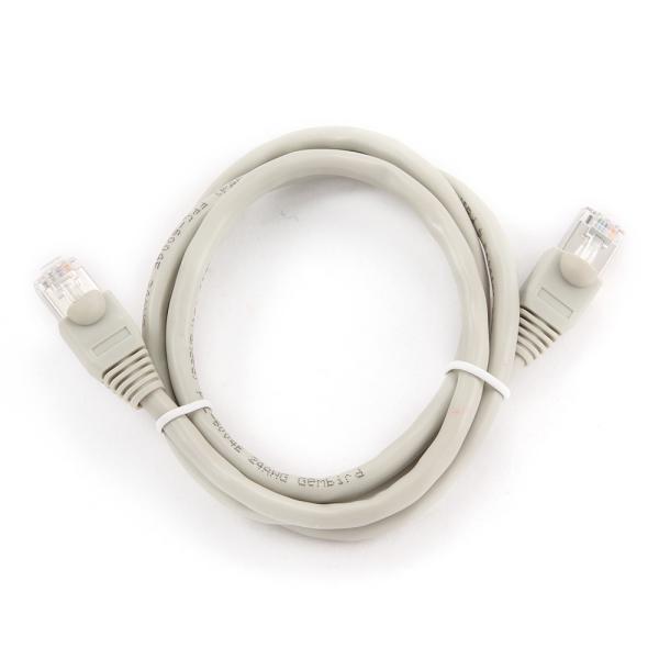 Cablexpert latiguillo CAT6 1m gris  Cable de red