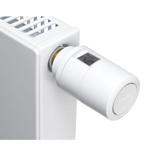 Danfoss Eco Home - Termostato de radiador electrónico
