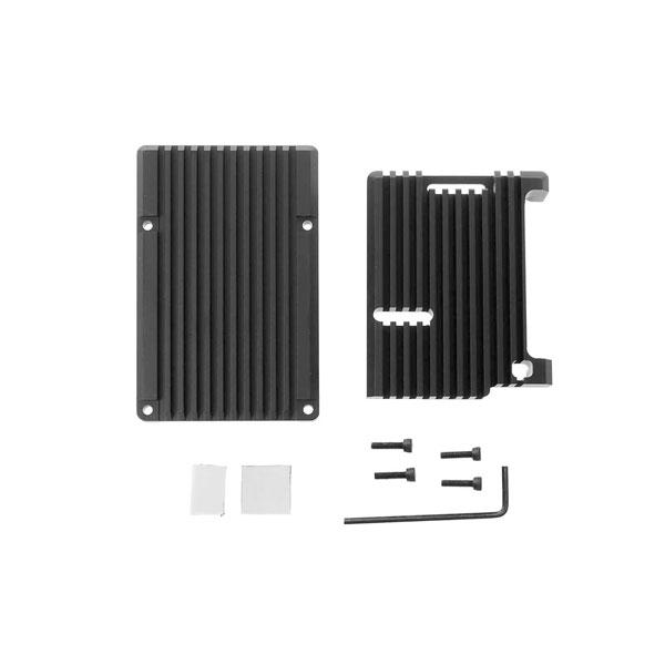 Carcasa aluminio para Raspberry Pi 4 Mod.B - Disipador