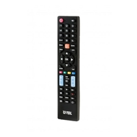 GEBL 8001 Compatible para TV's - Mando a distancia