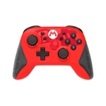 HORI Wireless Pro Controller para Nintendo Switch Mario