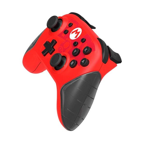 HORI Wireless Pro Controller para Nintendo Switch Mario