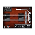 ION ALL-STAR Adaptador Guitarra iPad, iPhone, y iPod touch