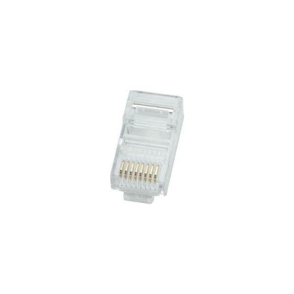 LogiLink Conector rj4 (100 unidades) - Adaptadores