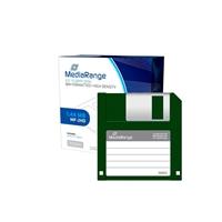 """MediaRange 3.5"""" Floppy Disk 1,44MB x 10 unidades - Disquetes"""