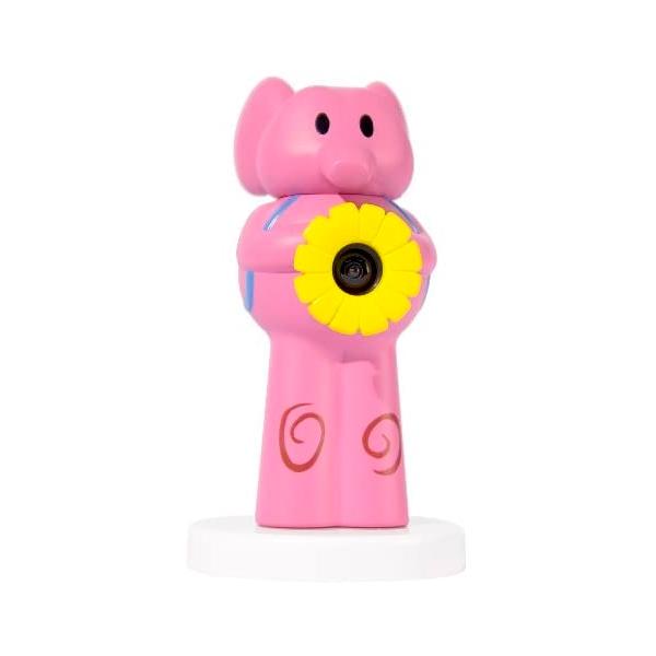 Webcam POCOYO muñeco Elly rosa - Cámara USB
