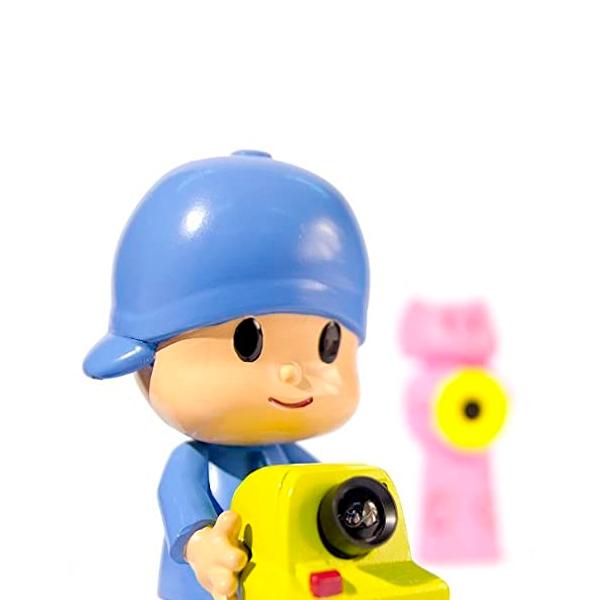 Webcam POCOYO muñeco Pocoyó azul  Cámara USB