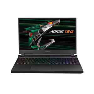 Gigabyte Aorus 15G KC 8ES2130SH Intel  i7 10870H 16GB RAM 512GB SSD RTX 3060P 156 240Hz Windows 10  Portátil