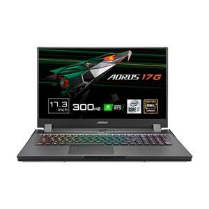 Gigabyte Aorus 17G XC8ES6430SH  i710870H 32GB RTX3070 SSD 512GB  Porttil