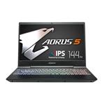 Gigabyte AORUS 5 i7 9750 16GB 512GB SSD 1650 W10 - Portátil