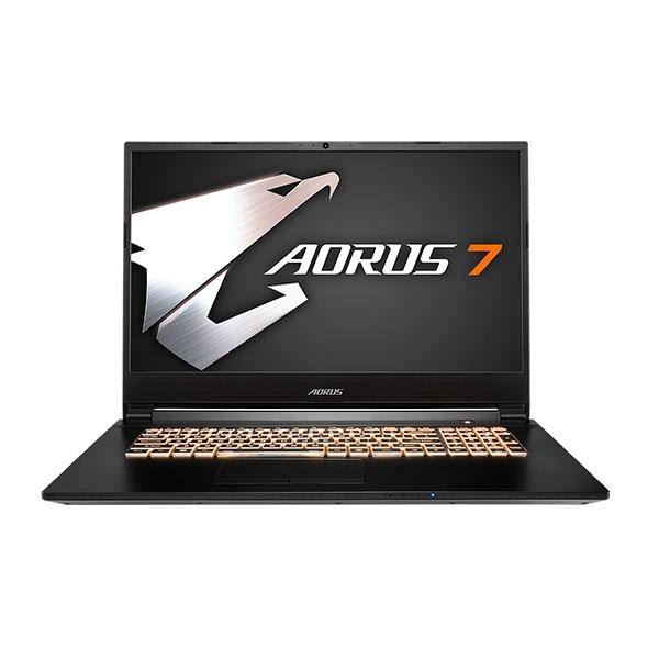 Gigabyte AORUS 7 i7 9750 16G 512GB SSD 1660Ti W10  Portátil