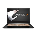 Gigabyte AORUS 7 i7 9750 16G 512GB SSD 1660Ti W10 - Portátil