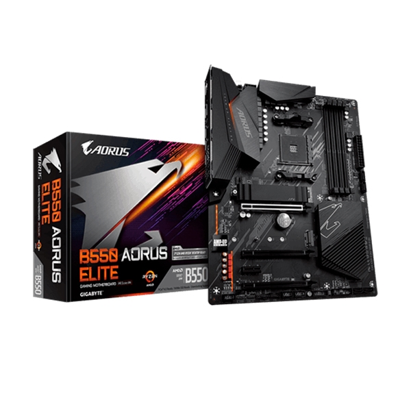 Gigabyte Aorus B550 Elite  Placa Base