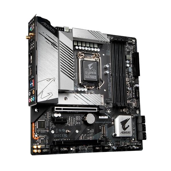 Gigabyte B560M Aorus Pro AX WiFi6e  Placa Base Intel 1200