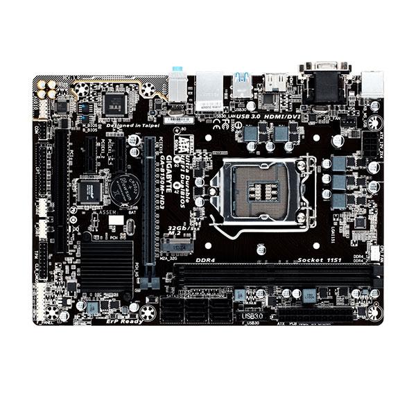 Gigabyte B150M-HD3 – Placa Base