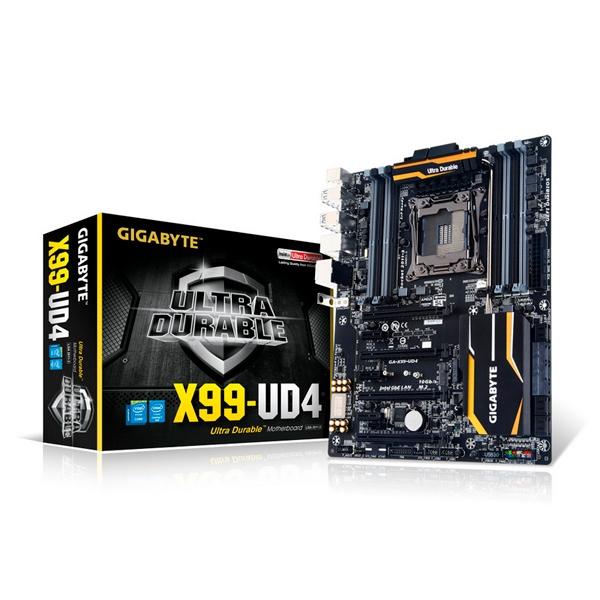 Gigabyte X99-UD4 - Placa Base