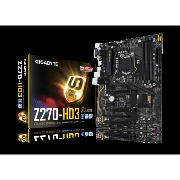 Gigabyte Z270HD3  Placa Base