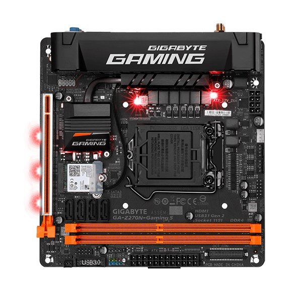 Gigabyte GA-Z270N-Gaming 5 – Placa Base