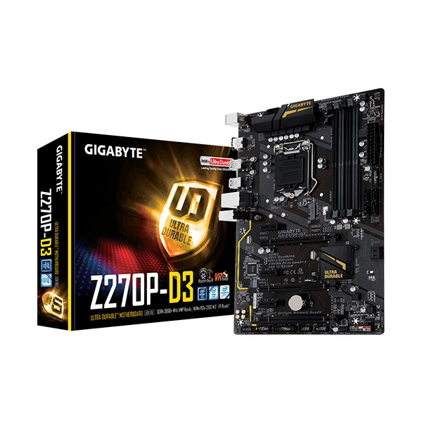 Gigabyte Z270PD3 DDR4 1151 Placa base