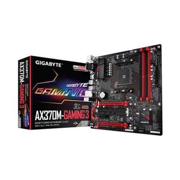 Gigabyte AX370M-Gaming 3 – Placa Base