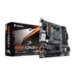 Gigabyte B450 Aorus M  Placa Base AM4