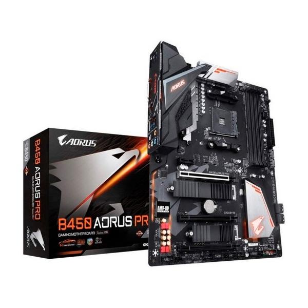 Gigabyte B450M Aorus Pro  Placa Base