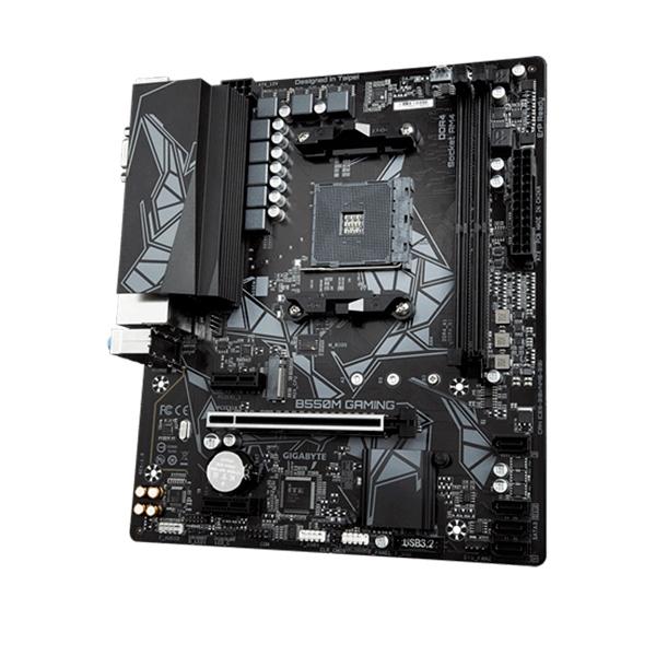 Gigabyte B550M Gaming  Placa Base