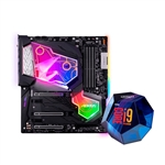 Gigabyte Z390 Aorus Xtreme Waterforce  CPU Intel i9 9900K