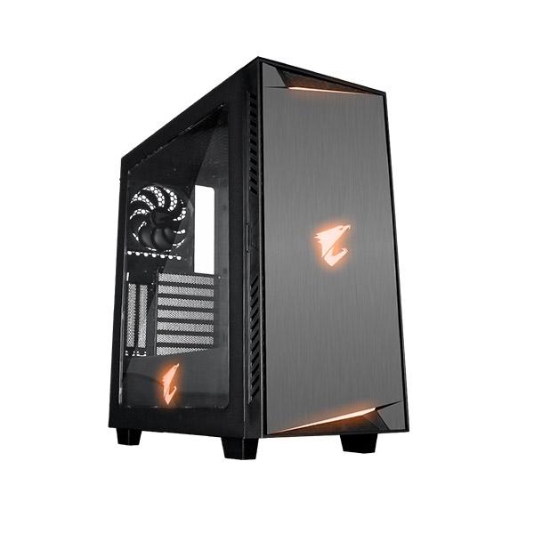 Gigabyte Aorus AC300W 2.0 ATX RGB con ventana - Caja Gaming