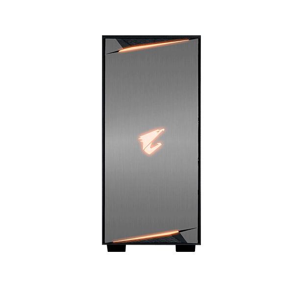 Gigabyte Aorus AC300W Lite ATX RGB con ventana - Caja Gaming