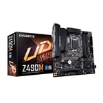 Gigabyte Z490M - Placa Base