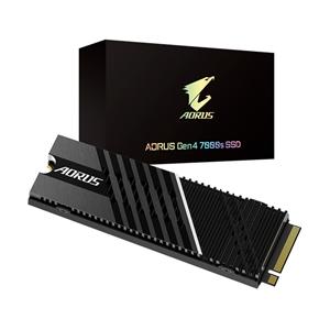 Gigabyte AORUS M2 Gen4 7000s NVMe 1TB  Disco Duro SSD
