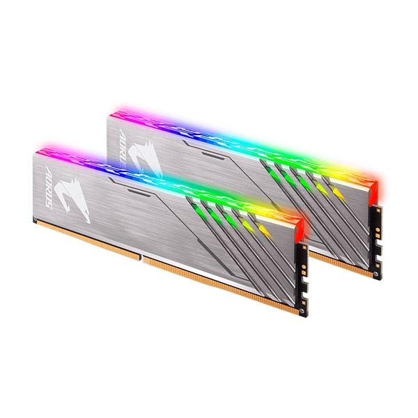 Aorus RGB Memory DDR4 3200MHz 16GB2X8  Memoria RAM