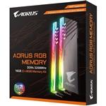 Aorus DDR4 RGB 16GB 2X8GB 3200Mhz PC425600  Memoria  Reacondicionado