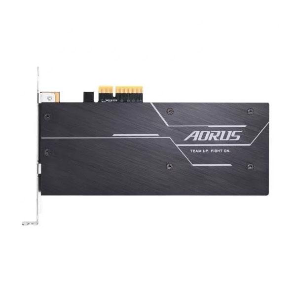 Aorus RGB AIC NVMe 512GB - Tarjeta SSD