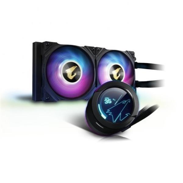 Gigabyte Aorus Waterforce X 280 ARGB  Refrigeración Líquida
