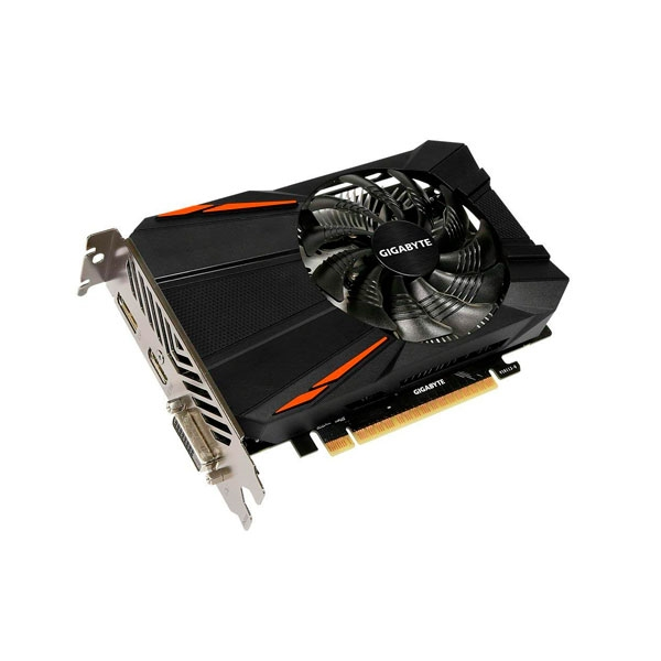 Gigabyte Nvidia GeForce GTX 1050 D5 2GB  Gráfica