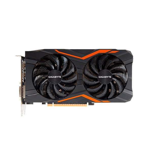 Gigabyte Nvidia GeForce GTX 1050 Ti G1 Gaming 4GB - Gráfica