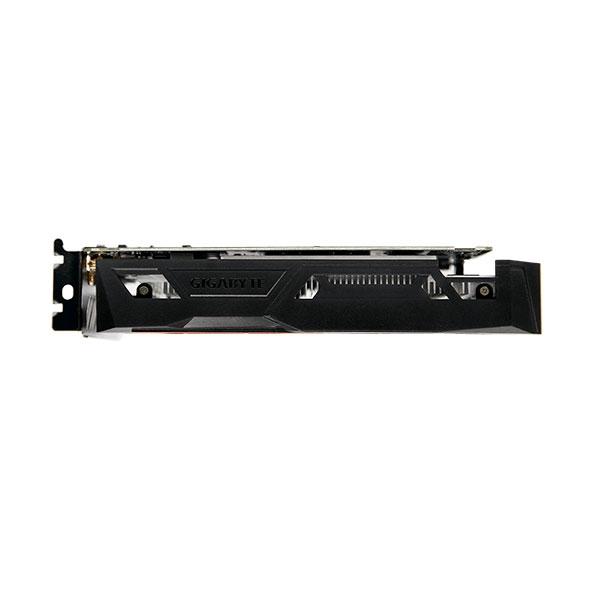 Gigabyte Nvidia GeForce GTX 1050 Ti OC 4GB  Gráfica