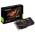 Gigabyte Nvidia GeForce GTX 1070 WindForce OC 8GB – Gráfica