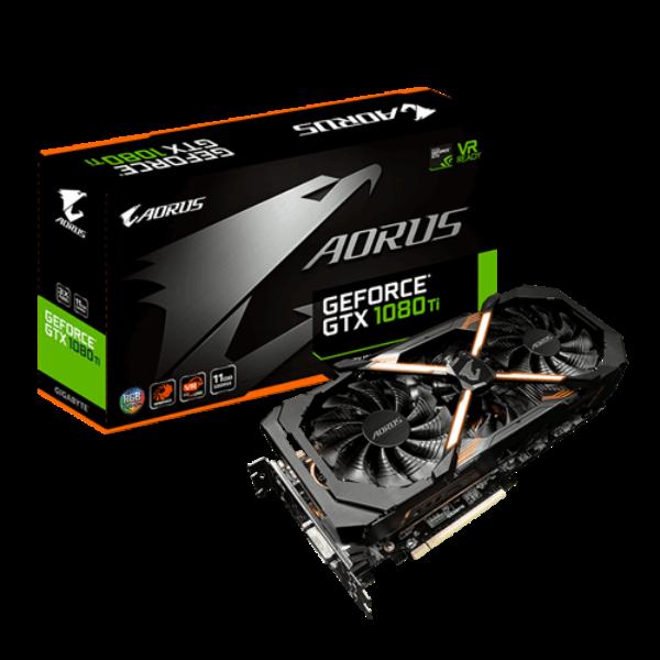 Gigabyte Nvidia GeForce GTX1080 Ti Aorus 11GB – Gráfica