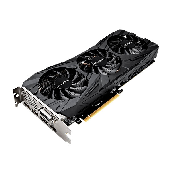 Gigabyte Nvidia GeForce GTX1080 Ti 11GB Black – Gráfica