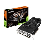 Gigabyte Nvidia GeForce GTX 1660 Ti WindForce 2 OC 6GB - VGA
